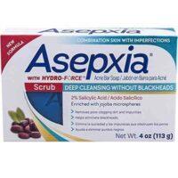 Asepxia Barra de Jabón Exfoliante 4.0 OZ