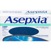 Asepxia Forte Cleansing Bar Soap/ Barra de Jabon 4 oz