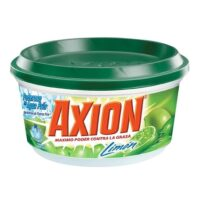 Axion Lavaplatos Crema Con Limón 450G