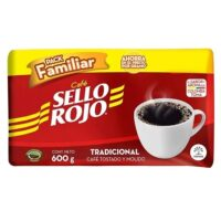 Cafe Sello Rojo 100% Colombiano