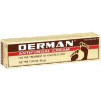 Derman Antifungal Cream 1.76 OZ 50G